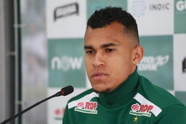 O zagueiro Romércio está emprestado ao Guarani até novembro desta temporada. Seu vínculo com o Coxa termina no final de 2021.
