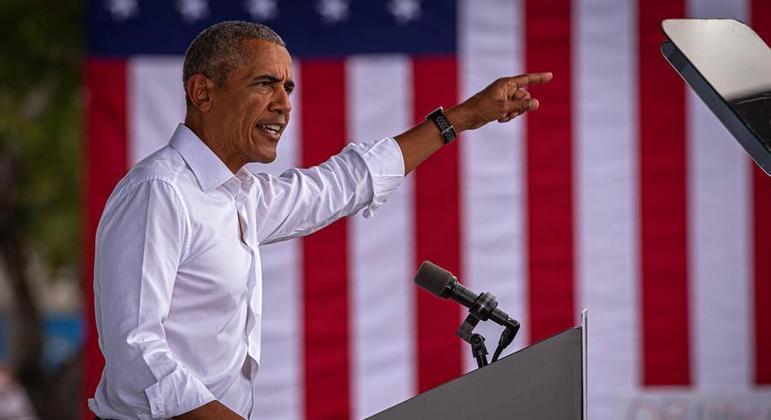 Ex-presidente dos EUA diz que ficou de coração partido com as notícias sobre o atentado em Cabul