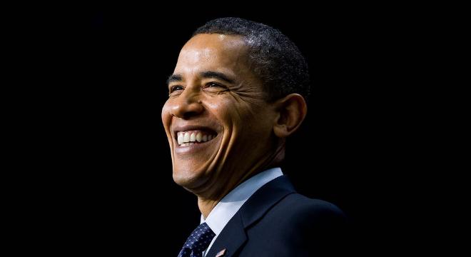 Barack Obama discursou para mais de 15 mil pessoas
