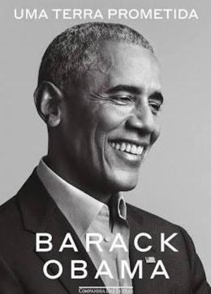 Capa do livro de Obama