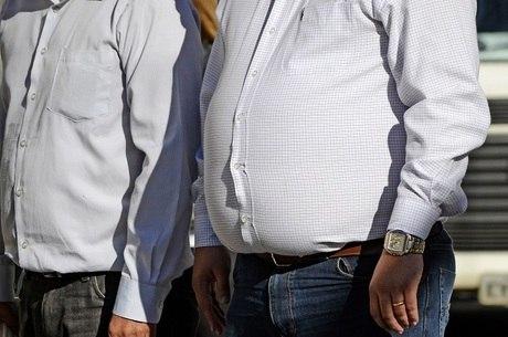 Obesidade no Brasil está acima da média mundial