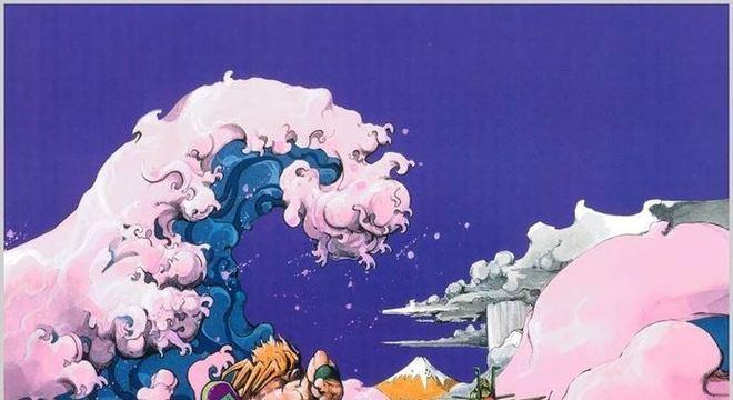 Obra de Hirohiko Araki/Artista de mangá