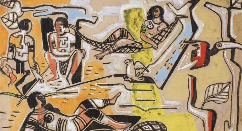 Pinacoteca de SP abre exposição sobre o pintor modernista John Graz