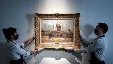 Tela de Van Gogh é leiloada por R$ 87 milhões em Paris