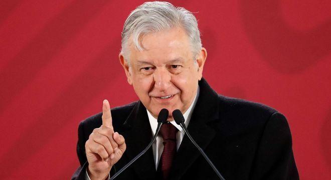 Consulta sobre ex-presidentes foi proposta pelo presidente Manuel López Obrador