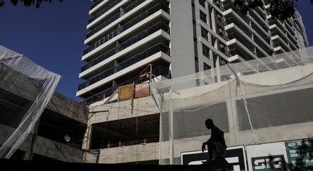 Custo da construção saltou 12,8% nos últimos 12 meses