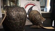 Obras roubadas do Louvre são recuperadas após quase 40 anos