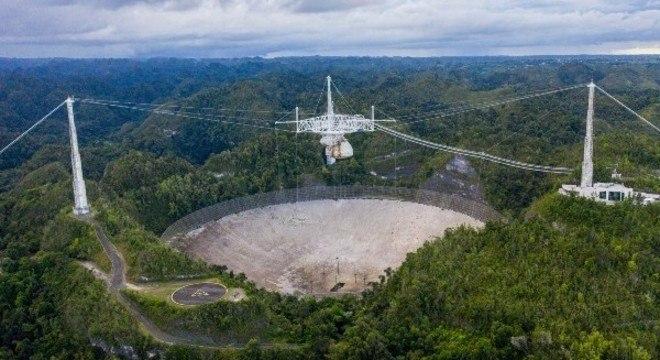 O observatório contribuiu para diferentes áreas da astronomia ao longo dos seus 57 anos