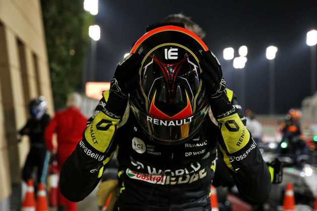 Ocon demorou 65 corridas para ficar no top-3 pela primeira vez