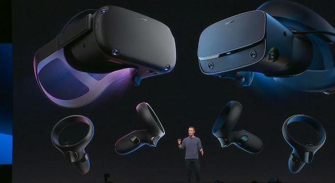 Novo modelo do Oculus foi lançado no F8 deste ano