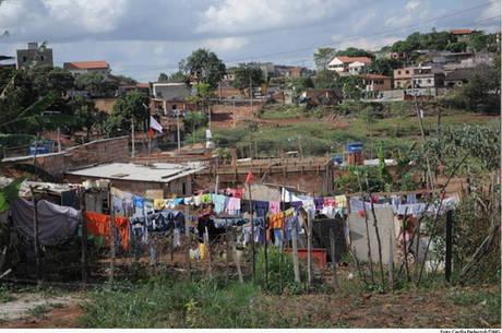 Ocupação ficou na região da Pampulha