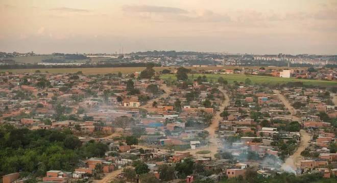 A Vila Soma, uma das maiores ocupações irregulares de SP