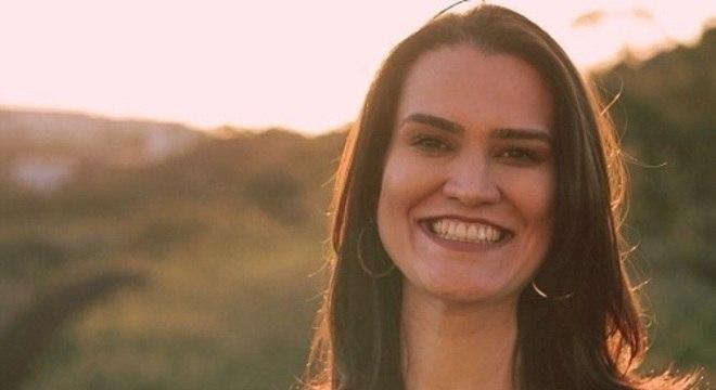 Natália Dias Cesco, de 34 anos, estava grávida de oito meses