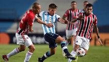São Paulo x Racing: veja tudo sobre o duelo pela Libertadores