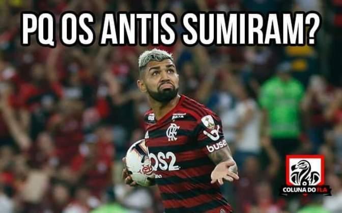 Oitavas de final (volta - 31/07/19) - Flamengo 2 x 0 Emelec (4-2 nos pênaltis)