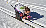 Em seguida, em Sochi 2014 e, posteriormente, PyeongChang 2018, a americana de 32 anos competiu noesqui nórdicoeesquicross country, ganhando sete medalhas, incluindo duas medalhas de ouro