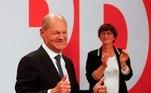 Alemanha: Centro-esquerda vence eleições, indicam resultados iniciaisVEJA MAIS