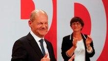 Sociais-democratas têm pequena vantagem nas eleições alemãs