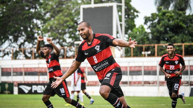 Olavio: 27 anos – meio-campo – Atlético Cearense – 12 gols em 11 jogos no Campeonato Cearense