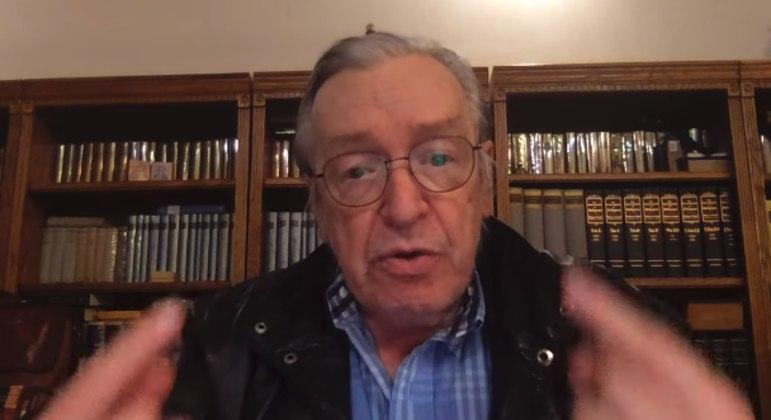 Promotoria apura internação de Olavo de Carvalho no Incor do HC de SP