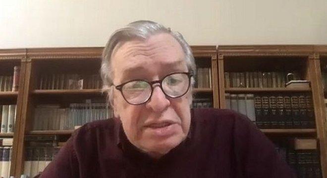 Novo ministro indica que grupo ideológico ligado ao filósofo Olavo de Carvalho perde espaço no governo