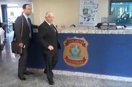 Olavo Machado foi ouvido por cerca de três horas
