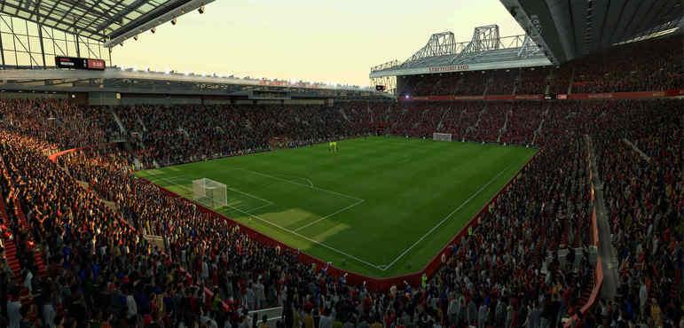 Old Trafford - Inglaterra