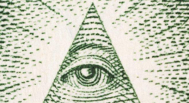 O Olho da Providência é uma espécie de ímã para os teóricos da conspiração