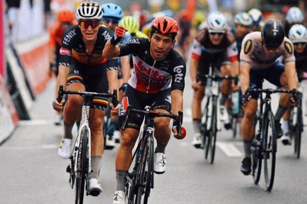 Olho nele: Caleb Ewan . O australiano da Lotto é a terceira força entre os velocistas e o mais jovem (tem 26 anos, Viviani e Sagan são trintões). Pode ser uma boa aposta, até porque na edição passada, venceu três das 21 etapas.  Sagan foi campeão por pontos vencendo apenas uma etapa.