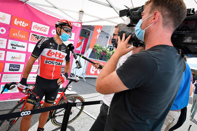 Olho nele: Philippe Gilbert. O grande ciclista belga está de casa nova (deixou a BMC e foi para a Lotto) não começou bem em 2020, com as más-colocações na Omloop e Milan-San Remo.  Com 38 anos, dará a sua cartada final para vencer uma grande prova.