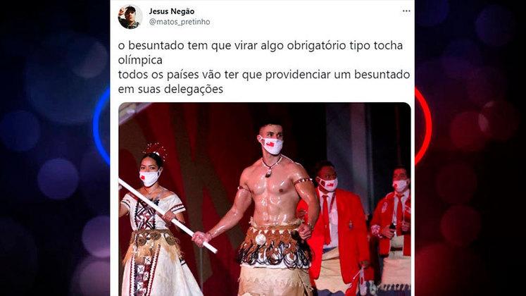 Olimpíada de Tóquio: Cerimônia de Abertura repercute nas redes sociais com memes e comentários bem-humorados