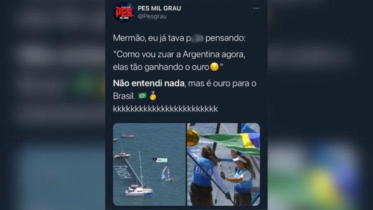 Olimpíada de Tóquio: regulamento na final da vela confundiu os torcedores brasileiros