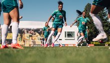 Seleção feminina de futebol faz 1º treino nos EUA para Tóquio-2020