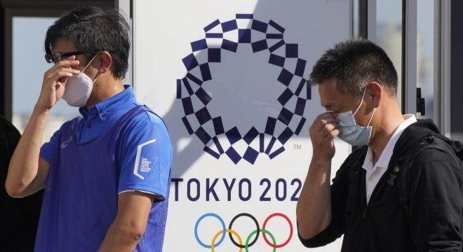 Somente 32% da população de Tóquio é a favor dos Jogos