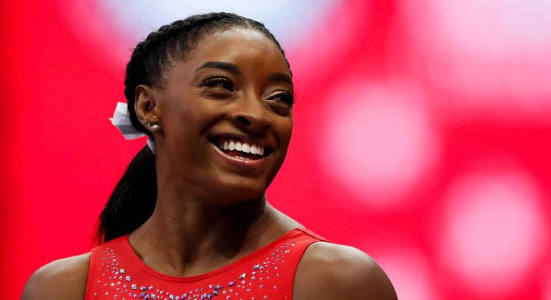 Simone Biles vai disputar sua segunda Olimpíada