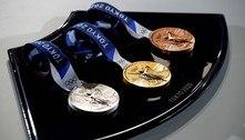 Olimpíada: Atleta terá de colocar medalha no próprio pescoço