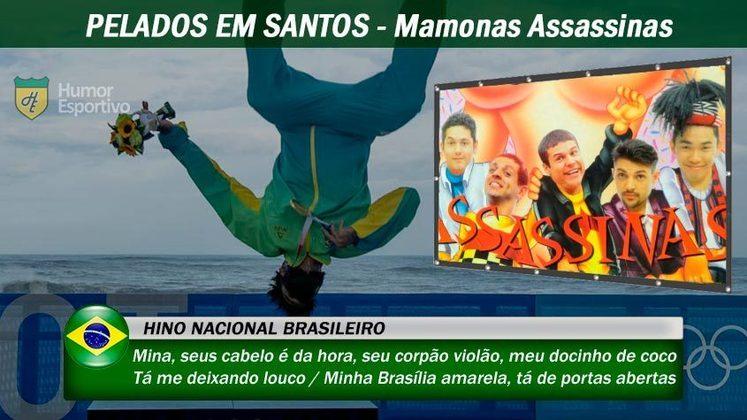 Olimpíadas de Tóquio: A famosa Brasília Amarela não poderia faltar nessa lista. Certeza que todo brasileiro sabe esse