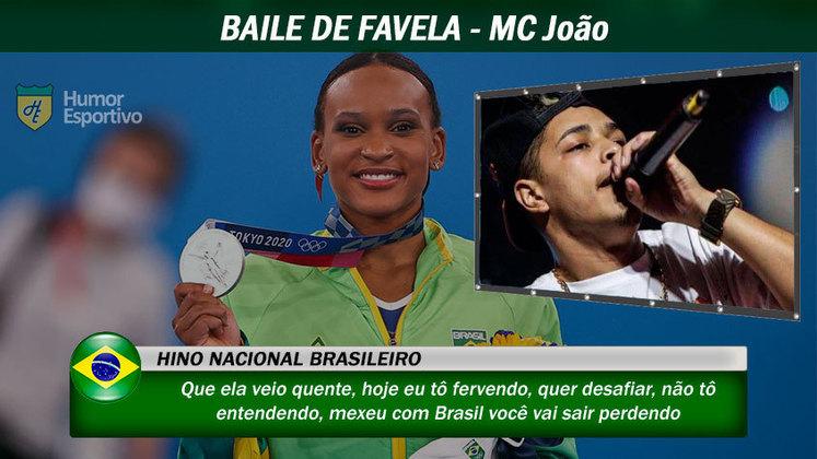 Olimpíadas de Tóquio: Baile de Favela virou um marco dessa edição e poderia se tornar o novo hino oficial
