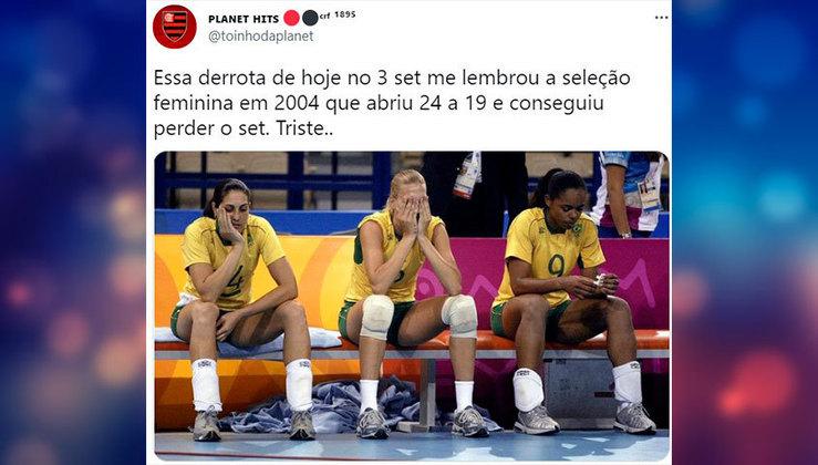 Olimpíadas de Tóquio: Brasil leva virada do Comitê Olímpico Russo, fica fora da final do vôlei masculino e vira alvo de memes na web