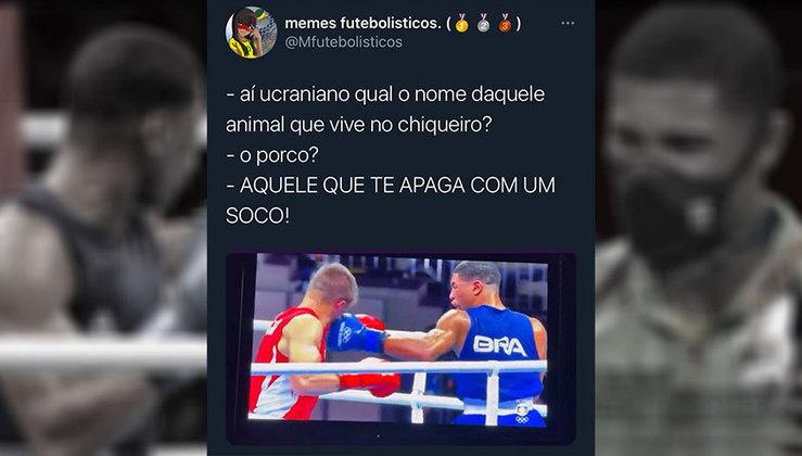 Olimpíadas de Tóquio: Nocaute de Hebert Conceição em ucraniano, que rendeu medalha de ouro para o Brasil no boxe, rendeu memes nas redes sociais