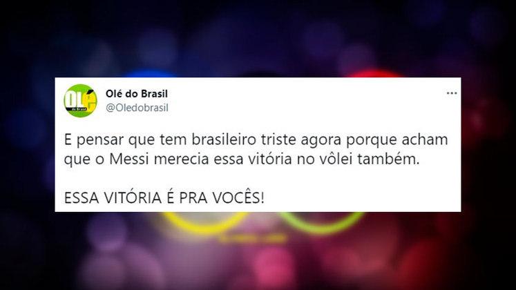 Olimpíadas de Tóquio: os melhores memes da vitória de Brasil 3 x 2 Argentina no vôlei masculino