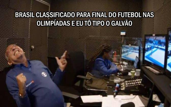 Olimpíadas de Tóquio: os memes da classificação do Brasil diante do México