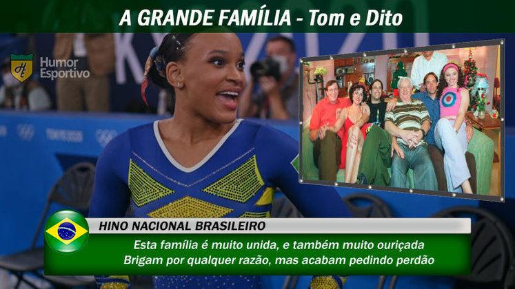 Olimpíadas de Tóquio: Se é para refletir a realidade do povo brasileiro,