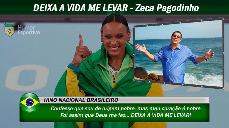 Olimpíadas de Tóquio: Zeca Pagodinho teria inúmeras músicas para representar a brasilidade, mas