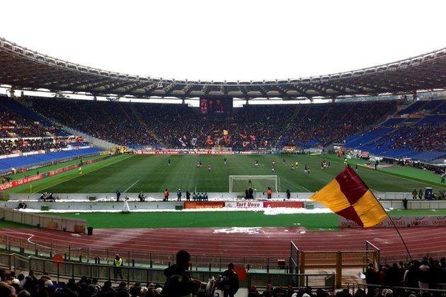 23 - Olímpico de Roma - Roma e Lazio (Itália)