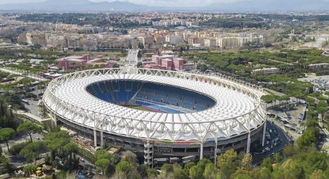 O Olímpico de Roma