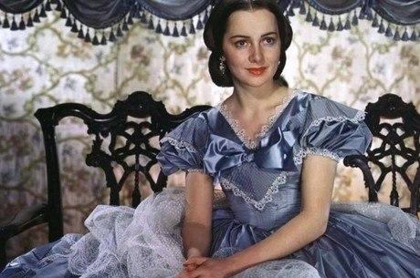 Olivia de Havilland em ...E o Vento Levou