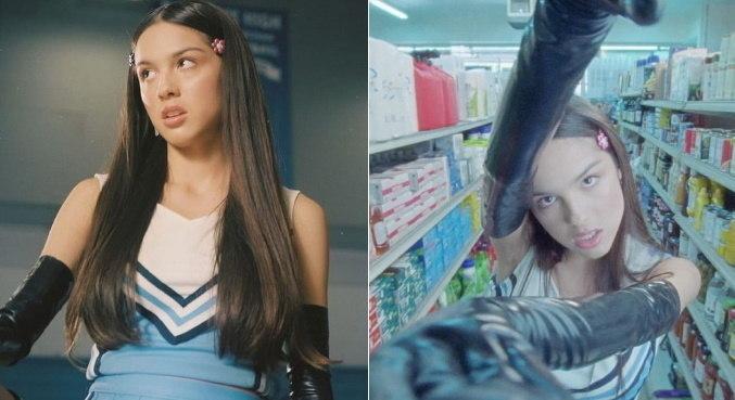 Após se apresentar no Brit Awards, Olivia Rodrigo lança seu novo clipe