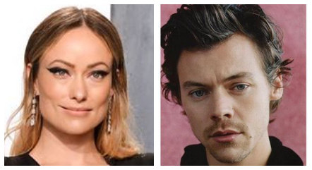 Olivia e Harry estariam namorando