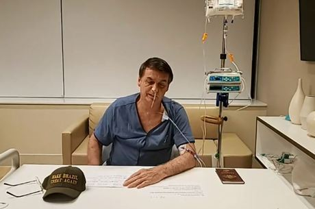 Bolsonaro seguirá afastado por mais quatro dias
